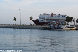 Harbour - Fanateer Beach, Jubail