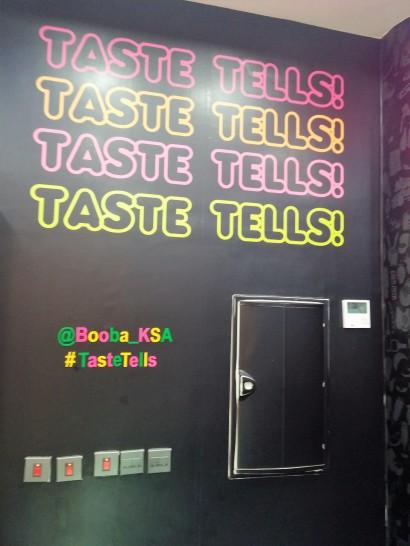 Booba Taste Tells