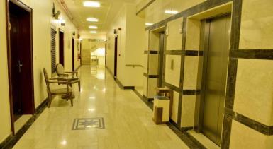Corridor - Photo Courtesy www.booking.com