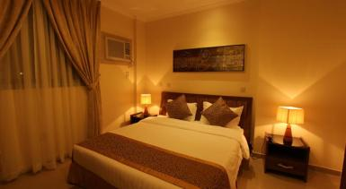 Bedroom - Photo Courtesy www.booking.com