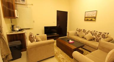 Room Living Area - Photo Courtesy www.booking.com