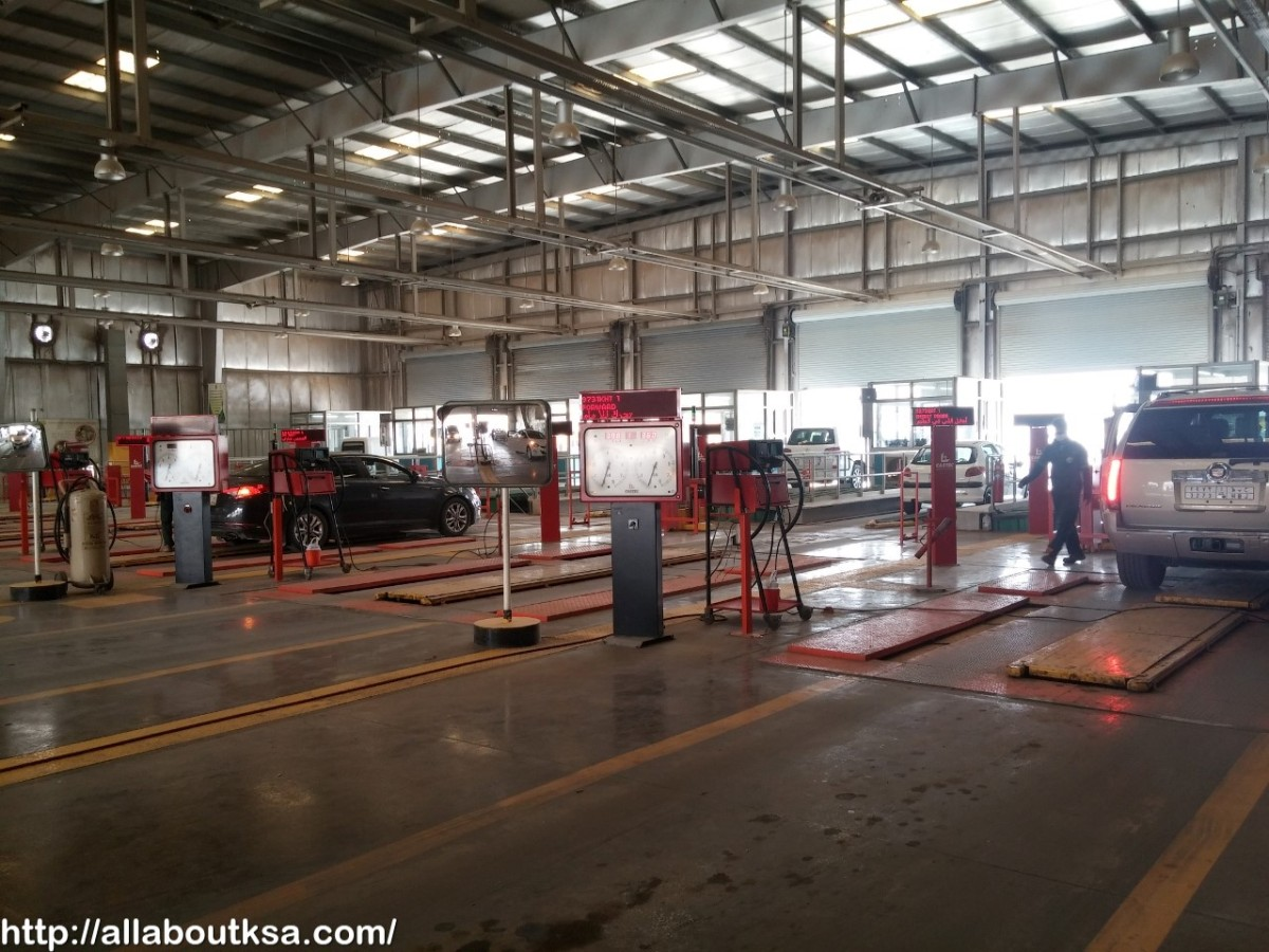 Fahas – Motor Vehicle Periodic Inspection – All About KSA