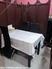 Lazeez Restaurant - Family Area